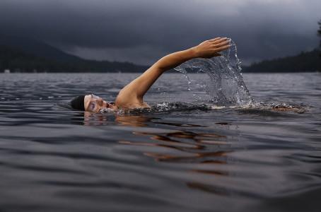 La natación como punto de inflexión