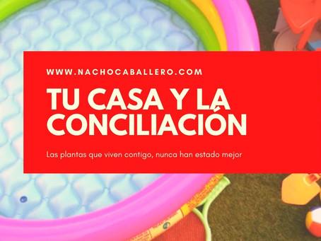 CÓMO BENEFICIA LA CONCILIACIÓN A TU HOGAR. Storytelling sobre trabajo y vida privada.