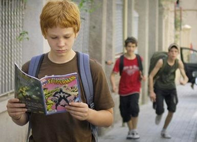 Storytelling sobre el acoso escolar. Nacho Caballero