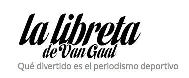 Tu trabajo y La Libreta de Van Gaal