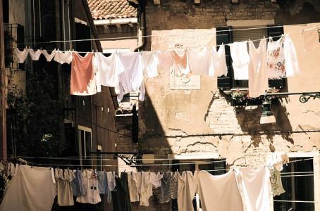 Ventajas ecológicas de tender la ropa