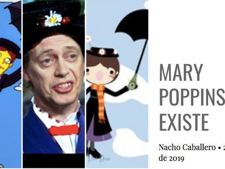Opinión sobre Mary Poppins en la vida real