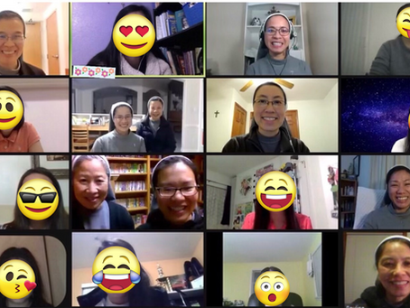 You Missed Out on our Virtual Discernment Retreat: Here's Why :-)
