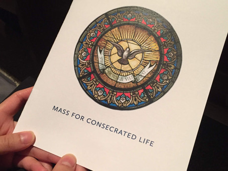 Mass for Consecrated Life - St. Louis, MO