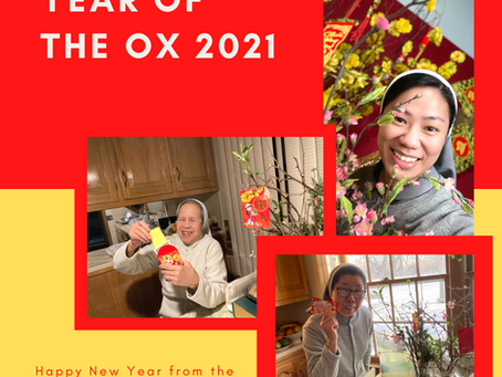 CMR Tết 2021- Year of the Ox