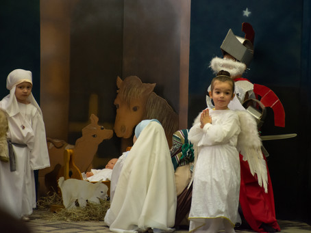 Queen of Angels 2019 20th Annual Christmas Program