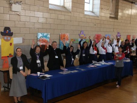 A Tale of Two Cities: CMR Vocation events in Philadelphia, PA & Garland, TX