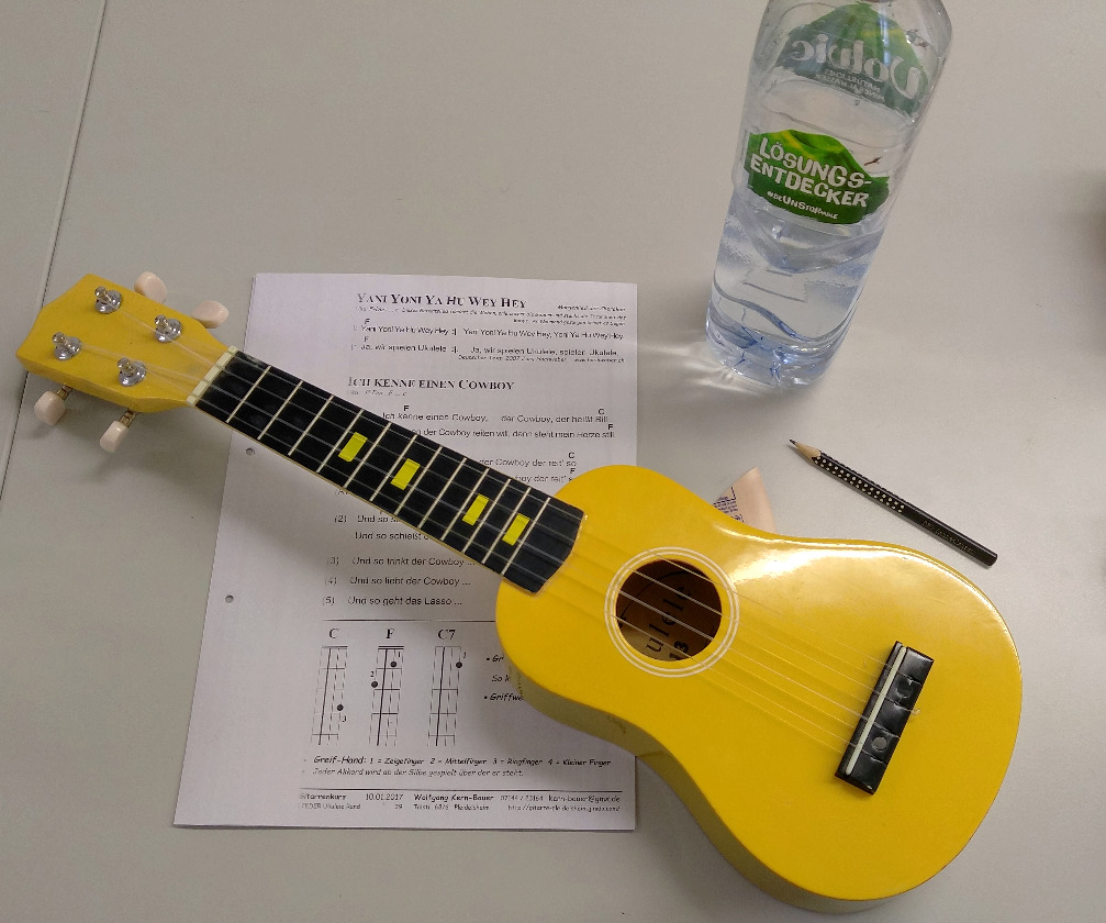 Ukulele - Workshop