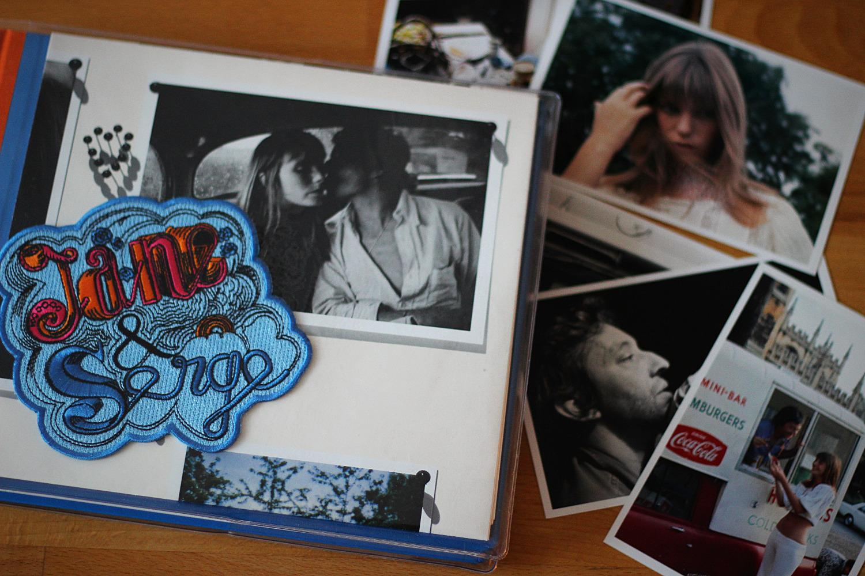 Familienalbum Jane und Serge