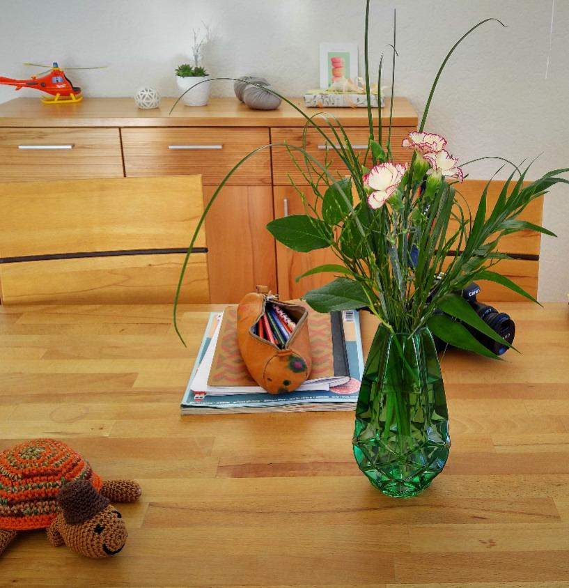 Meine neue Vase!