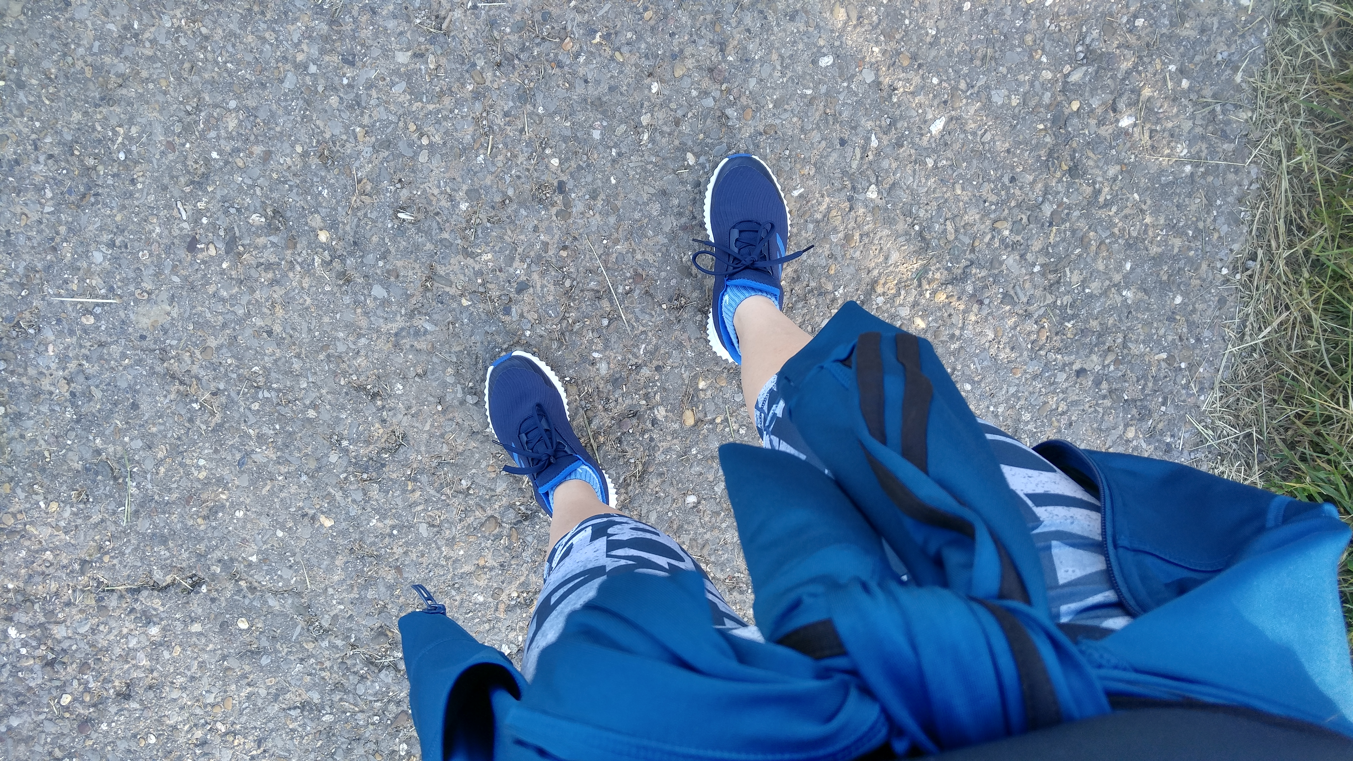 Laufen macht Spaß