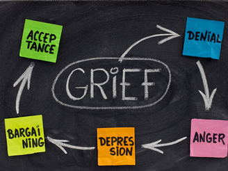 Helping Someone in Distress or Grief