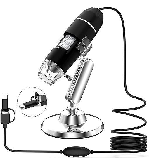 The World Health Net skin micriscope