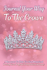Journal Your Way To The Crown Cover Pic.