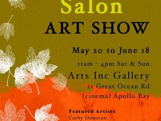 Autumn Salon Group Exhibit