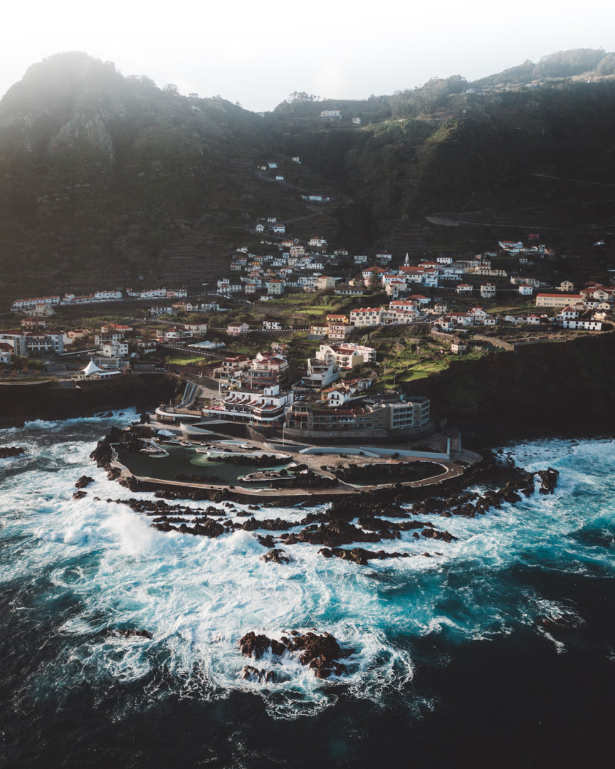 One week on Madeira island in 2019