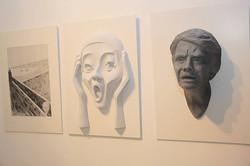 miriam houri-gutholc | masks