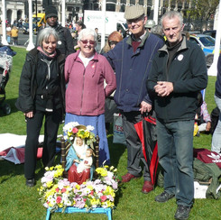 Our Lady at Parliament Square