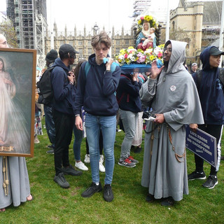 Divine Mercy at March for Life 2019