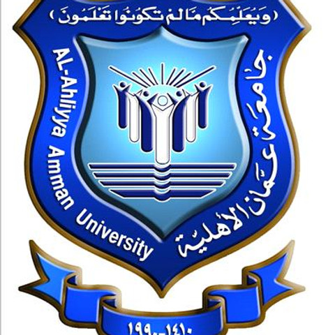 Al-Ahliyya Amman University جامعة عمان الاهلية