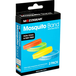 Mozzigear Adult Bands | 2 Pack