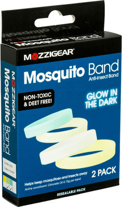 Adult Night Glow Bands | 2 Pack