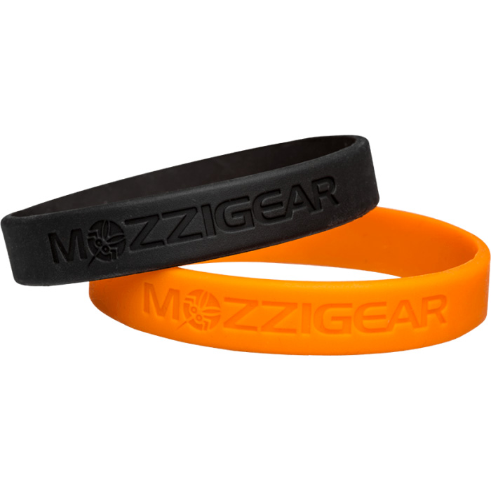 Mozzigear Child Band | Black & Orang