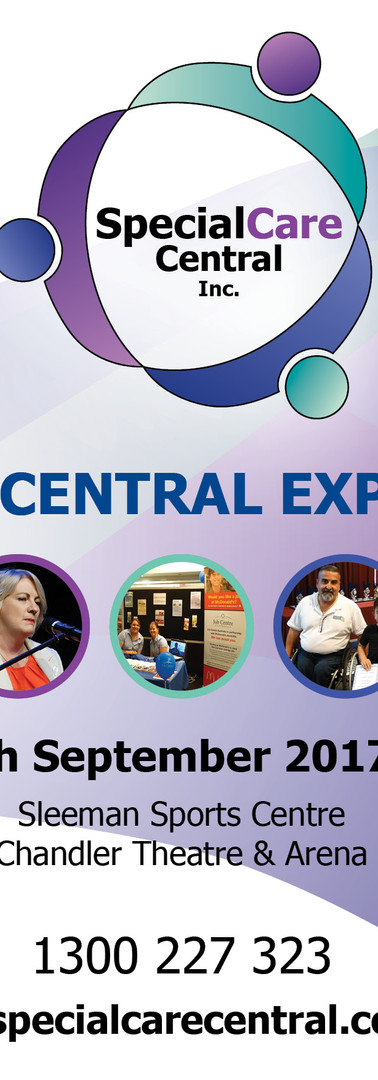 SpecialCare Central | Expo Programme Front