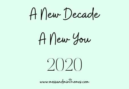 A New Decade, A New You