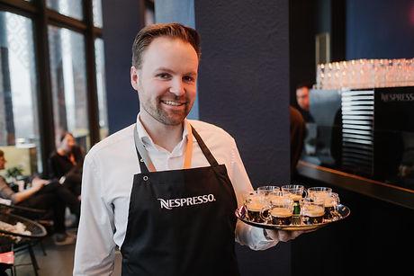 Nespresso Berlinale Bar Alex Kleis