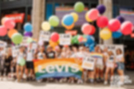 Berlin Levis Pride Alex Kleis