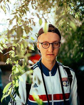 Alex Kleis | Selbstportrait | Berlin