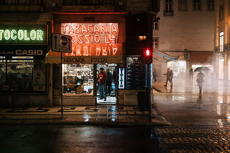 Lisboa Travel Street Alex Kleis