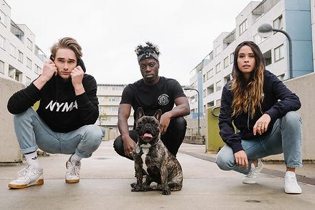 NYMA Fashion Streetwear Commercial