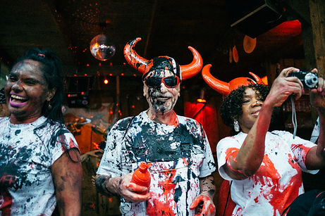 Carnival Parade Alex Kleis Karneval der Kulturen