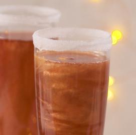 Shimmering Glitter Cocktails