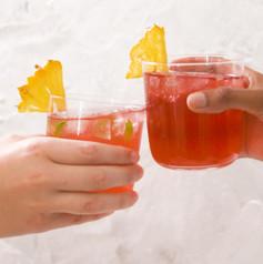 Cranberry & Coconut G&Tea