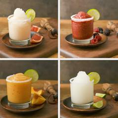 Frozen Margaritas 4-Ways