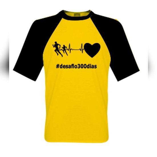 Camisa Amarela - Cardio