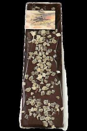 Tablette avec morçeau de gingembre confits