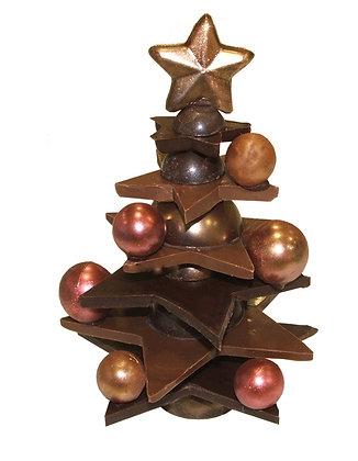 Sapin Boules de Noël