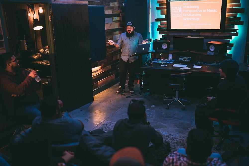 River Bear Studios workshop and classes