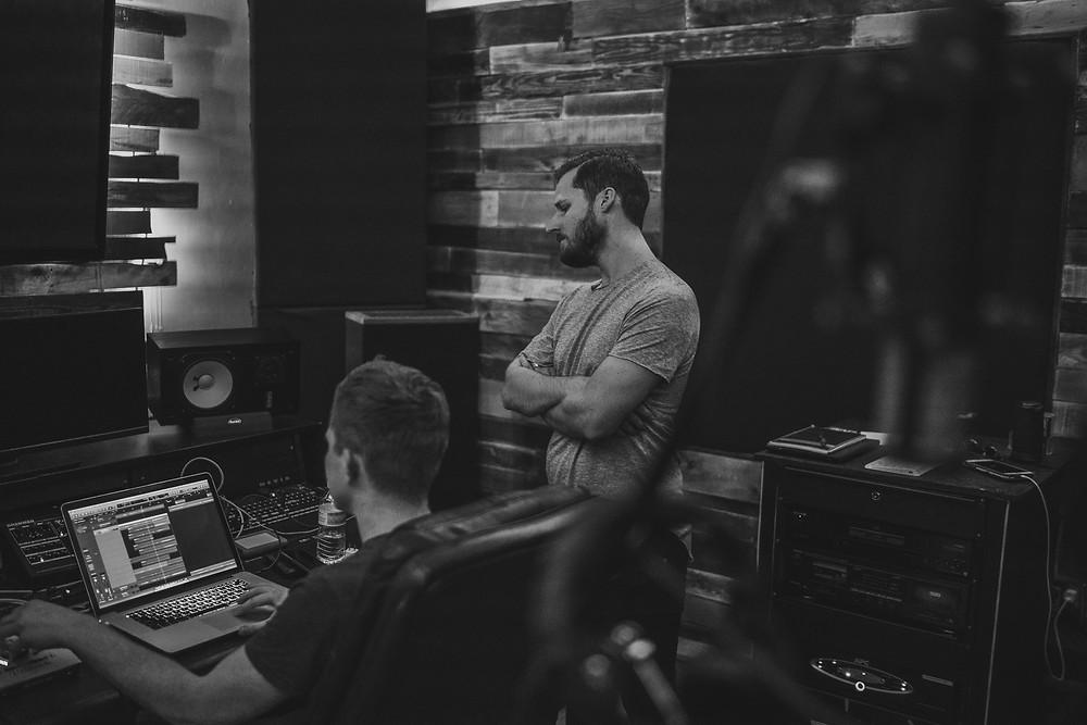 SEU Worship and Michael Fatkin at River Bear Studios