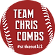 Team Chris Combs (strikeoutALS hashtag)