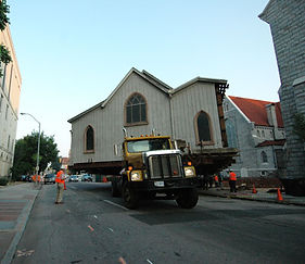 moving the church 3