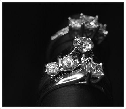 Moissanite Rings Gemstones