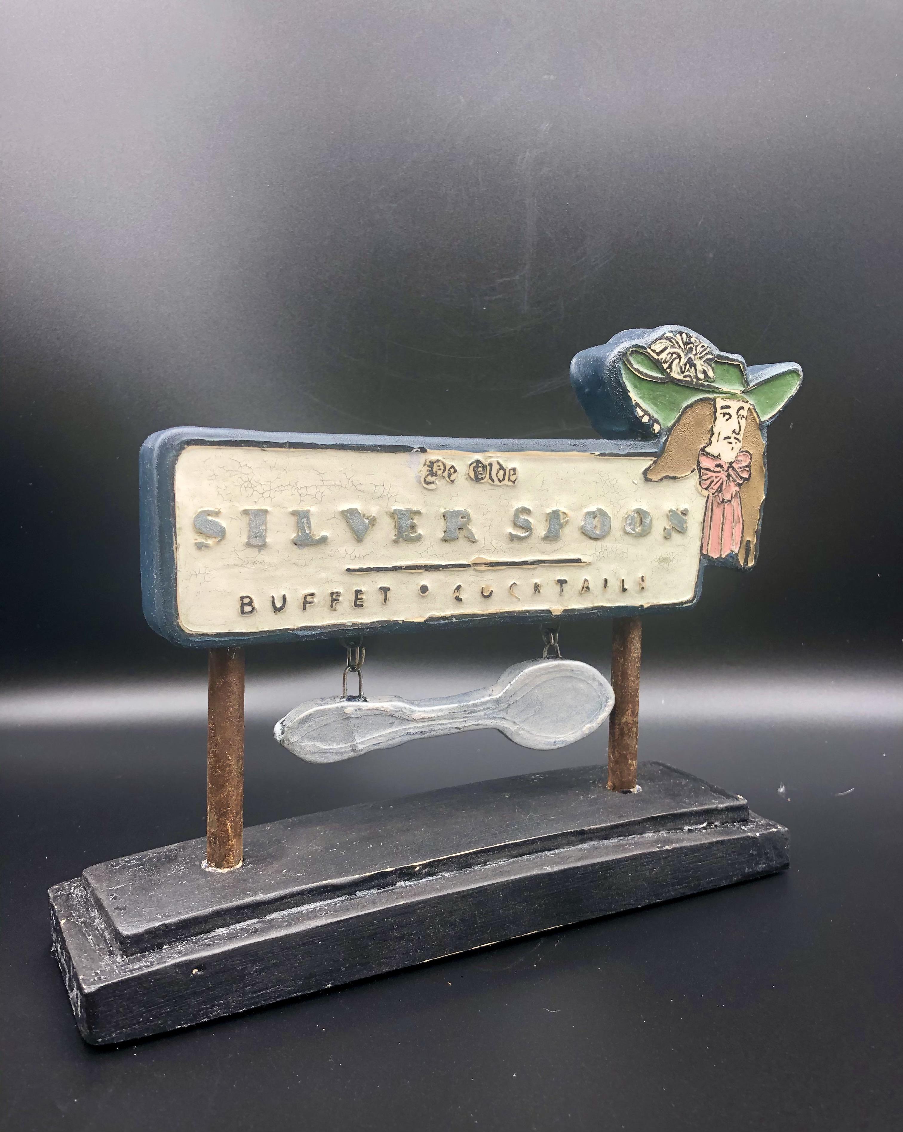 Ye Olde Silver Spoon