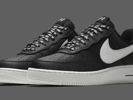 NBA & NIKE BRING OUT THE NEW AIR FORCE 1'S AND THEY ARE BANGING!