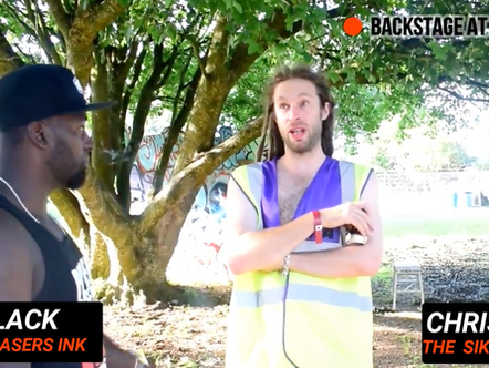 WATCH : SIKA RECORDS/HIGH FOCUS AT NASS FESTIVAL