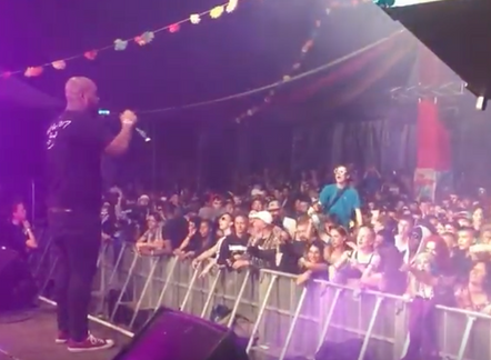 WATCH : DONAE'O LIVE AT BOOMTOWN FESTIVAL ON THE POCO LOCO STAGE